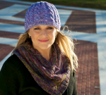 Kim-lavender-hat-cowl