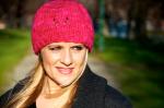 Kim-pink-hat
